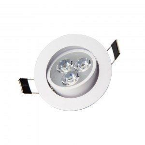 White RD20 Swivel Trim